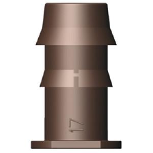 TECO Заглушка Plug 17х17