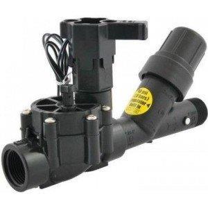 Пусковий комплект систем мікрозрошування (клапан + фільтр) XCZ-100-PRF